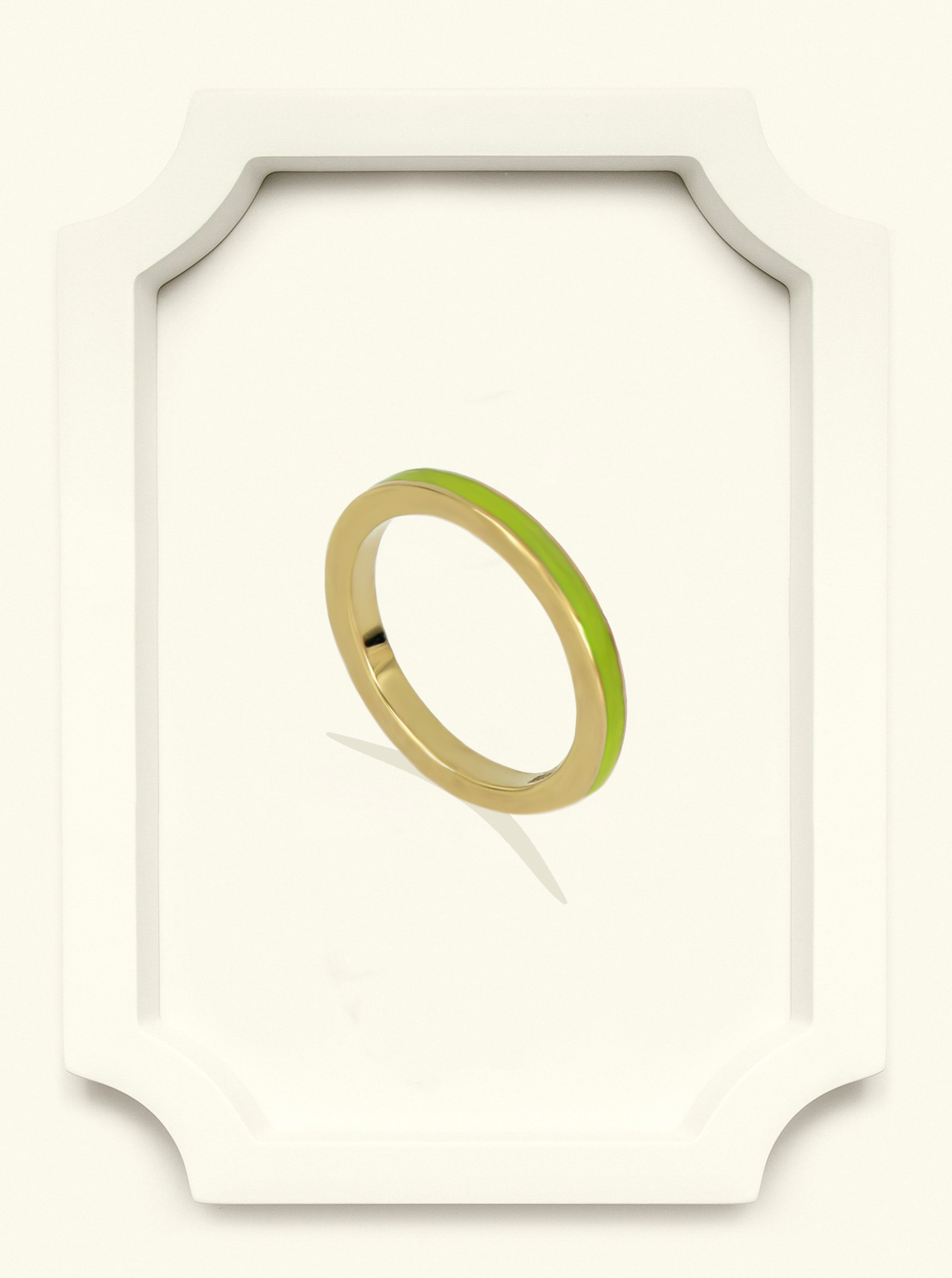 Yg band with light green